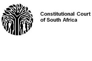 constitutional court of south africa with tree logo